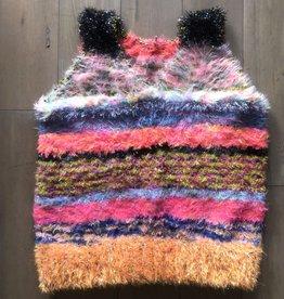 Westknits WESTKNITS SAMPLE FLUFFY DRESS