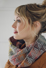 MONTANA MOUNTAIN COWL by ANDREA MOWRY