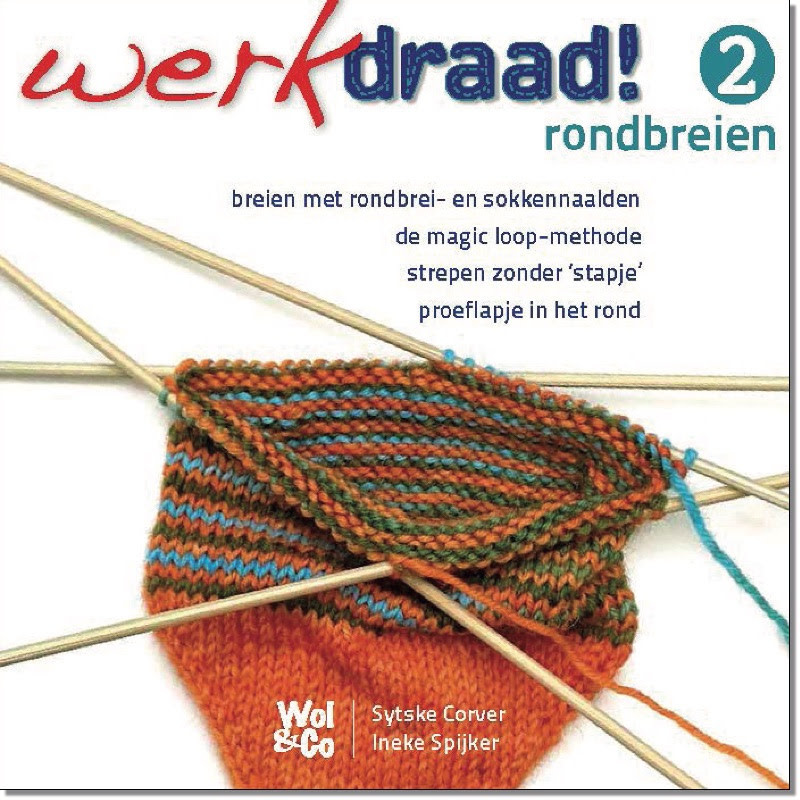 Werkdraad WERKDRAAD 2 RONDBREIEN