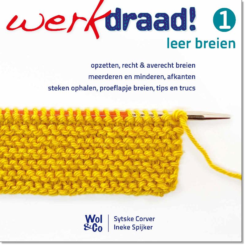 Werkdraad WERKDRAAD 1 LEER BREIEN
