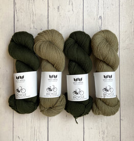 Westknits TWO PLUS TWO - KIT C2