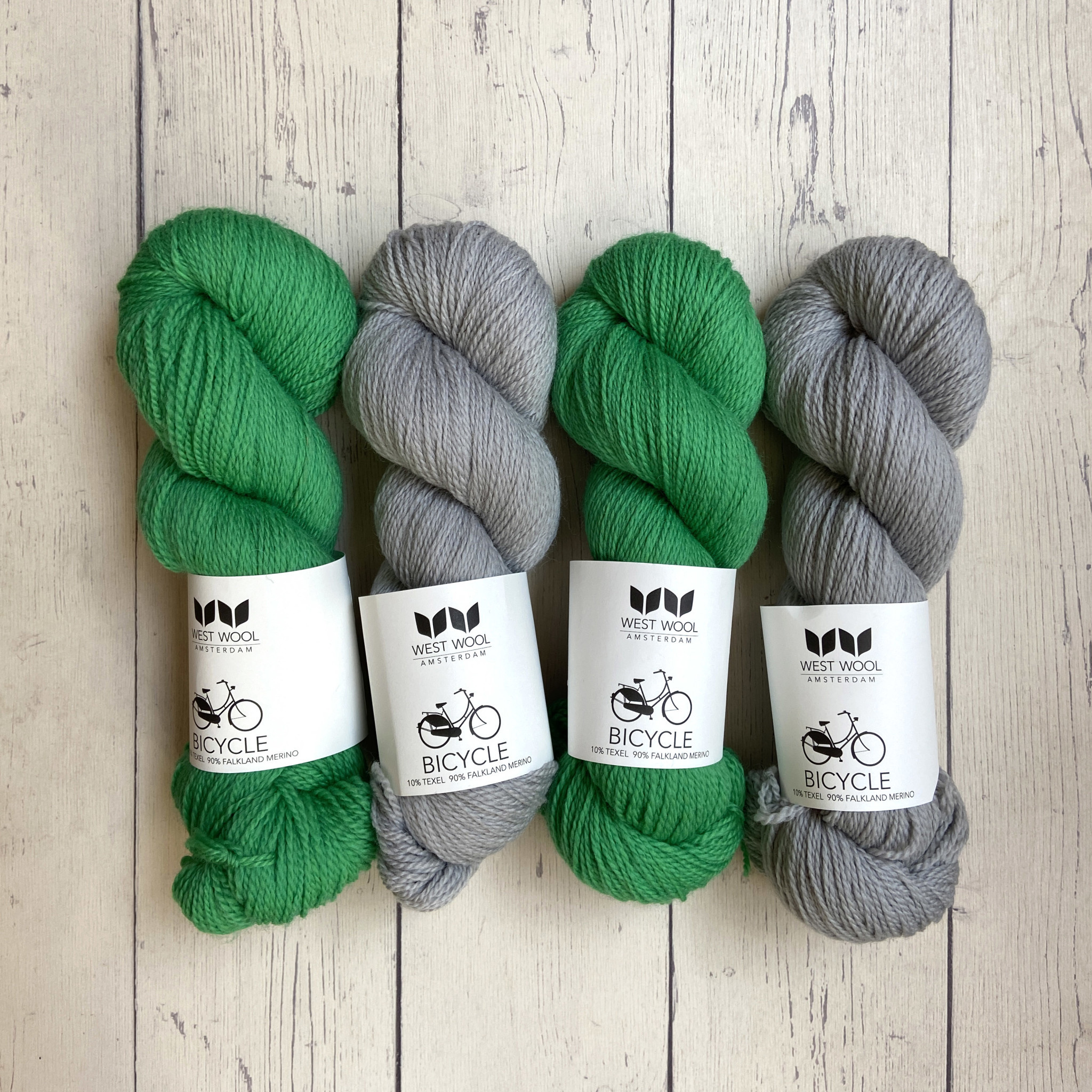 Westknits TWO PLUS TWO - KIT C6