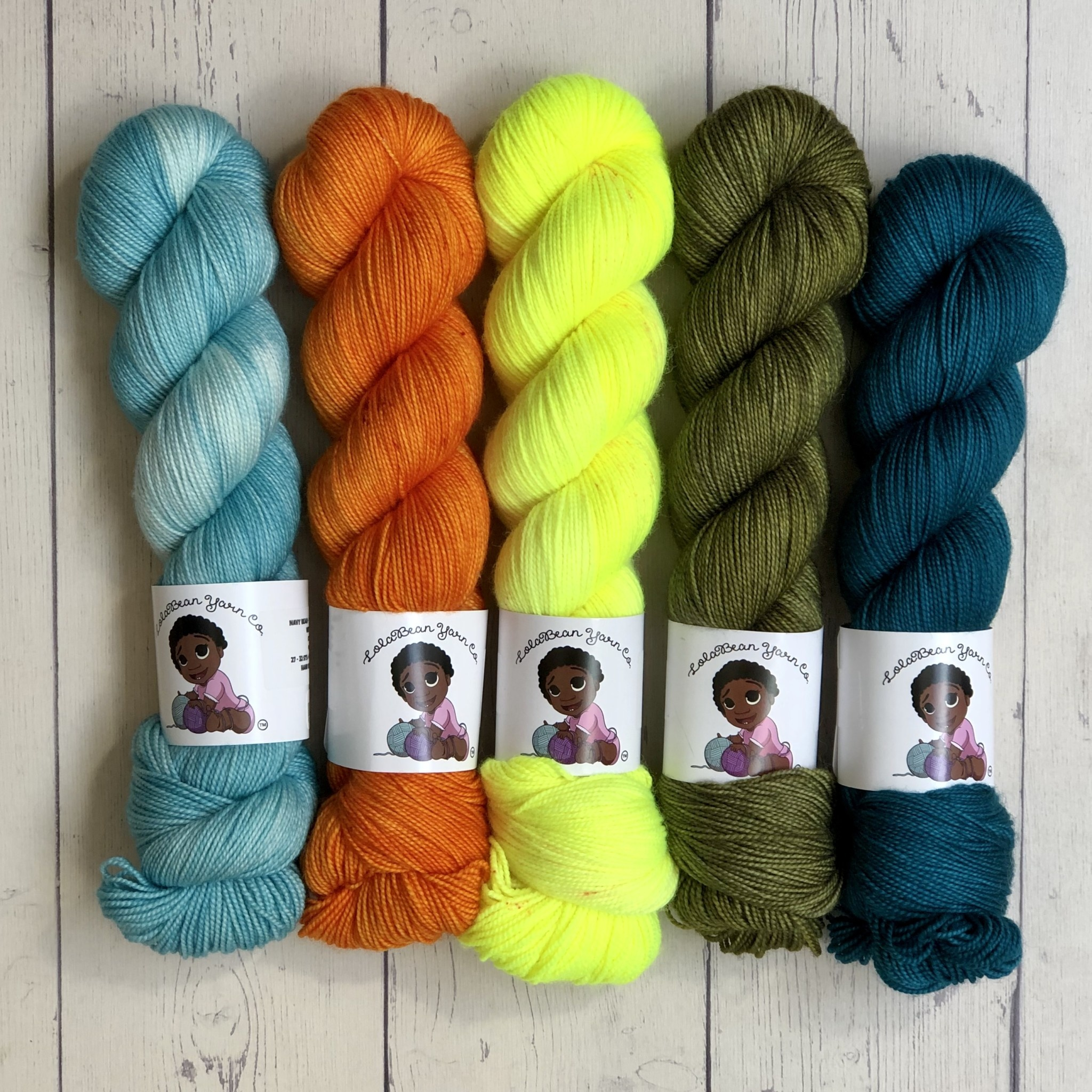 Westknits CONTRAST QUINT - KIT B17