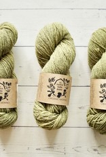DUTCH YARN BARN ORGANIC MERINO - FERN
