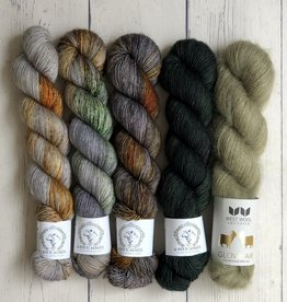 Westknits MOHAIR POP - KIT A18