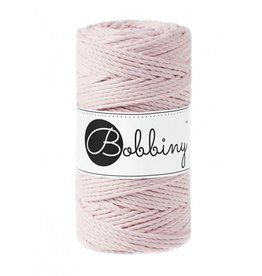 Bobbiny Cords 3PLY MACRAMÉ ROPE 3MM - BABY PINK