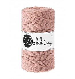 Bobbiny Cords 3PLY MACRAMÉ ROPE 3MM - BLUSH
