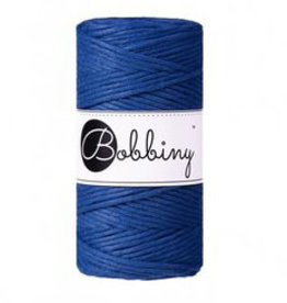 Bobbiny Cords 3PLY MACRAMÉ ROPE 3MM - CLASSIC BLUE, LIMITED EDITION