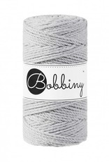 Bobbiny Cords 3PLY MACRAMÉ ROPE 3MM - LIGHT GREY
