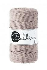 Bobbiny Cords 3PLY MACRAMÉ ROPE 3MM - PEARL