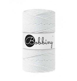 Bobbiny Cords 3PLY MACRAMÉ ROPE 3MM - WHITE