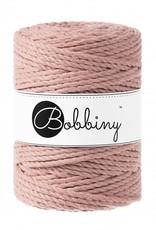 Bobbiny Cords 3PLY MACRAMÉ ROPE 5MM - BLUSH