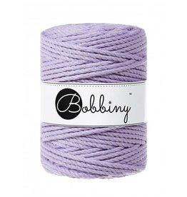 Bobbiny Cords 3PLY MACRAMÉ ROPE 5MM - LAVENDER