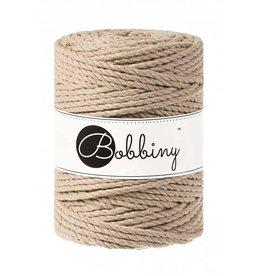 Bobbiny Cords 3PLY MACRAMÉ ROPE 5MM - SAND