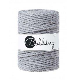 Bobbiny Cords 3PLY MACRAMÉ ROPE 5MM - SILVER