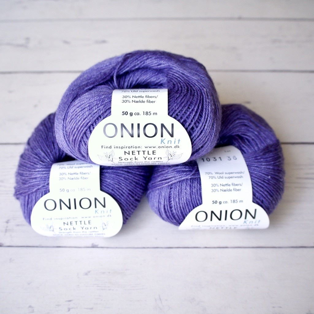 Onion NETTLE SOCK V1031