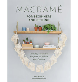 MACRAMÉ by AMY MULLINS & MARNIA RYAN-RAISON