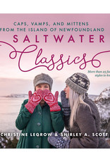 SALTWATER CLASSICS FROM THE ISLAND OF NEWFOUNDLAND by CHRISTINE LEGROW & SHIRLEY A. SCOTT