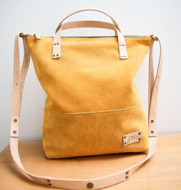 Joji & Co EZE TOTE - YELLOW