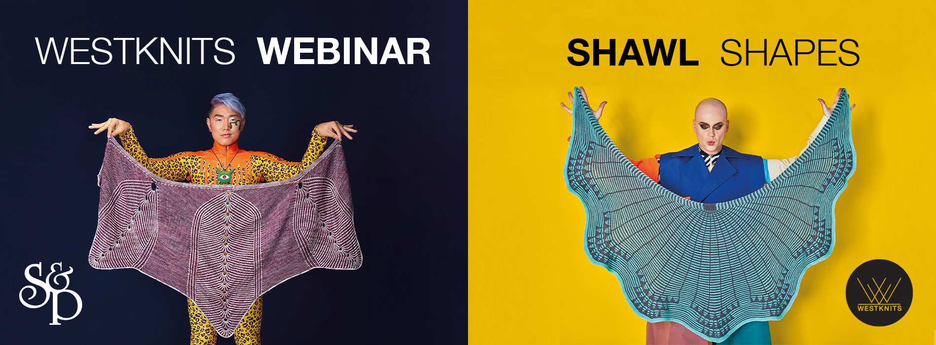Westknits Webinar - Shawl Shapes