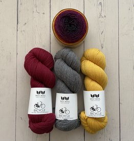 Westknits WK LUMPY SPACE - KIT 4
