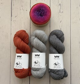 Westknits WK LUMPY SPACE - KIT 6