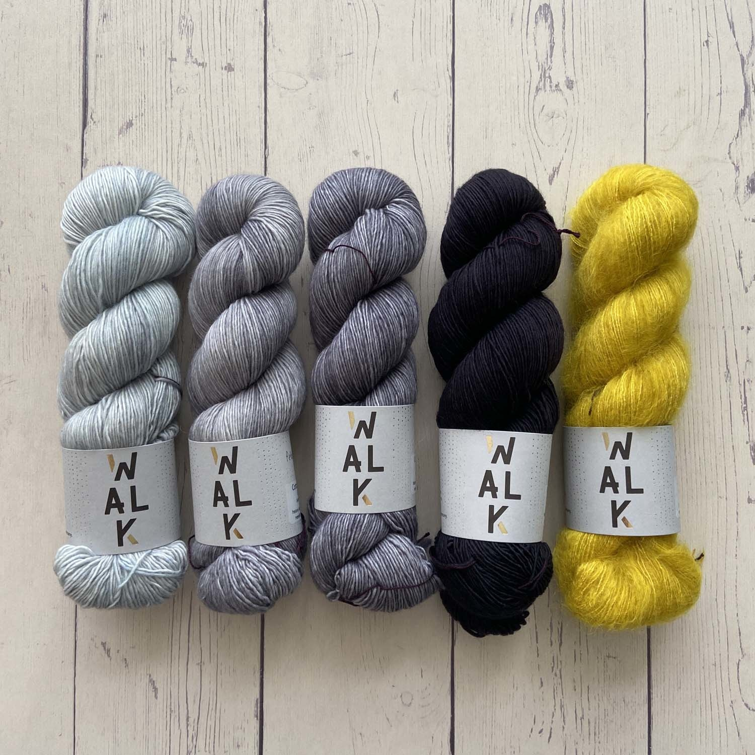 Westknits MOHAIR POP - KIT A10