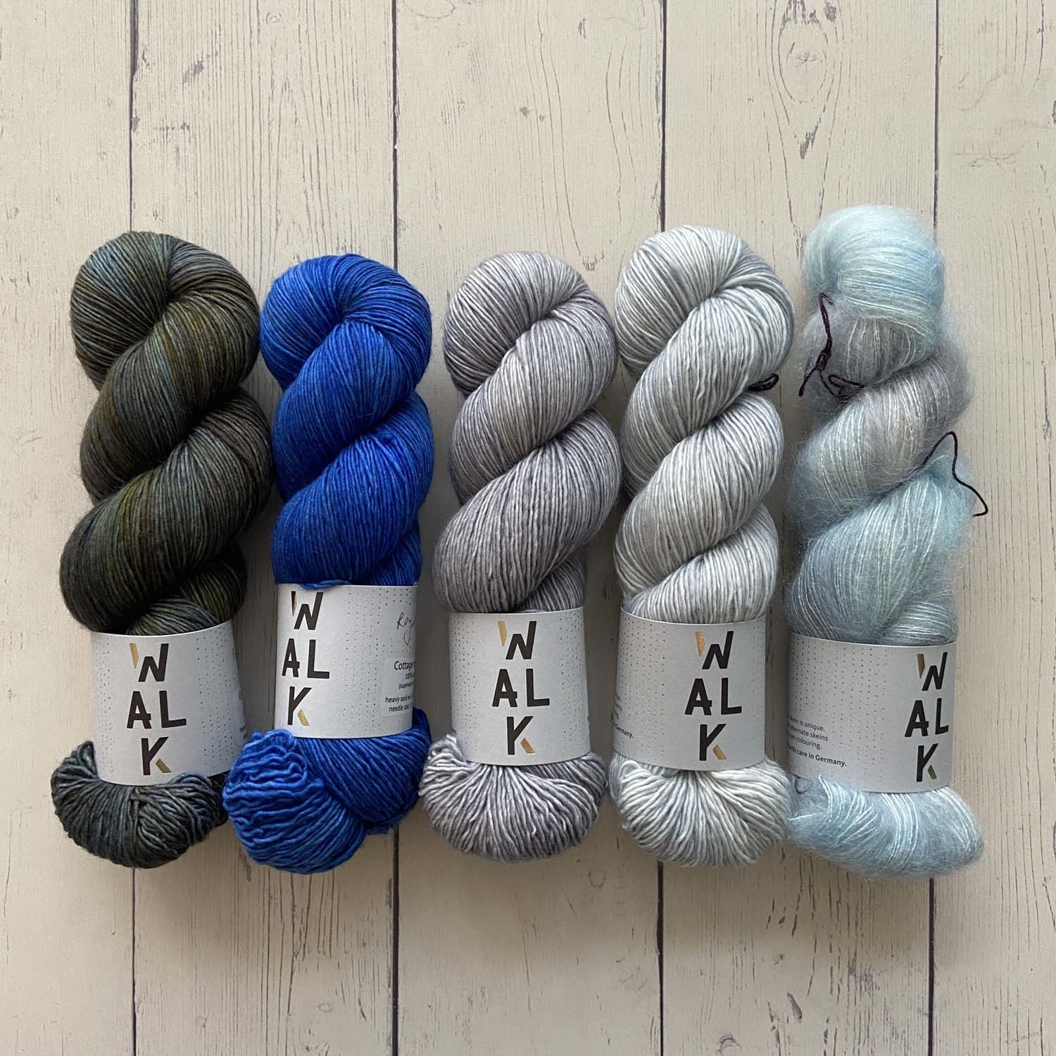 Westknits MOHAIR POP - KIT A3