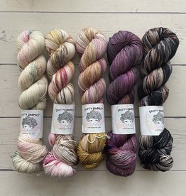FIVE SKEIN FADE - VOLCANIC BEACH
