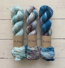 THREE SKEIN FADE - PUDDLE JUMPING