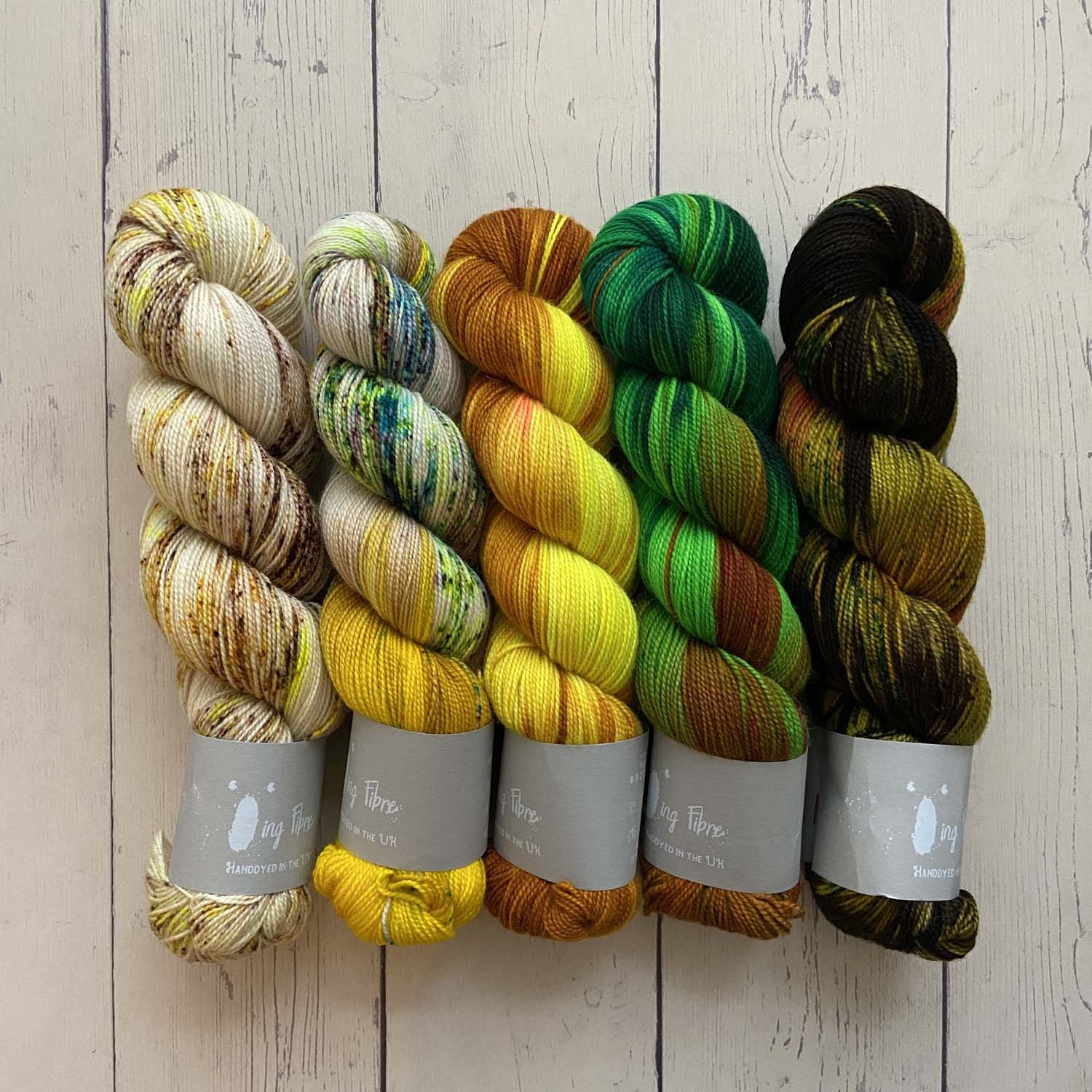 Westknits FADE QUINT - KIT A9
