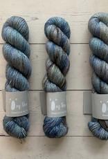 Qing Fibre YAK SILK - SKY BLUE