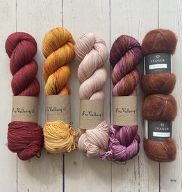 Westknits MOHAIR POP - KIT B7
