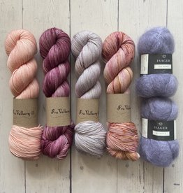 Westknits MOHAIR POP - KIT B8