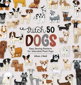 STITCH 50 DOGS by ALISON J REID