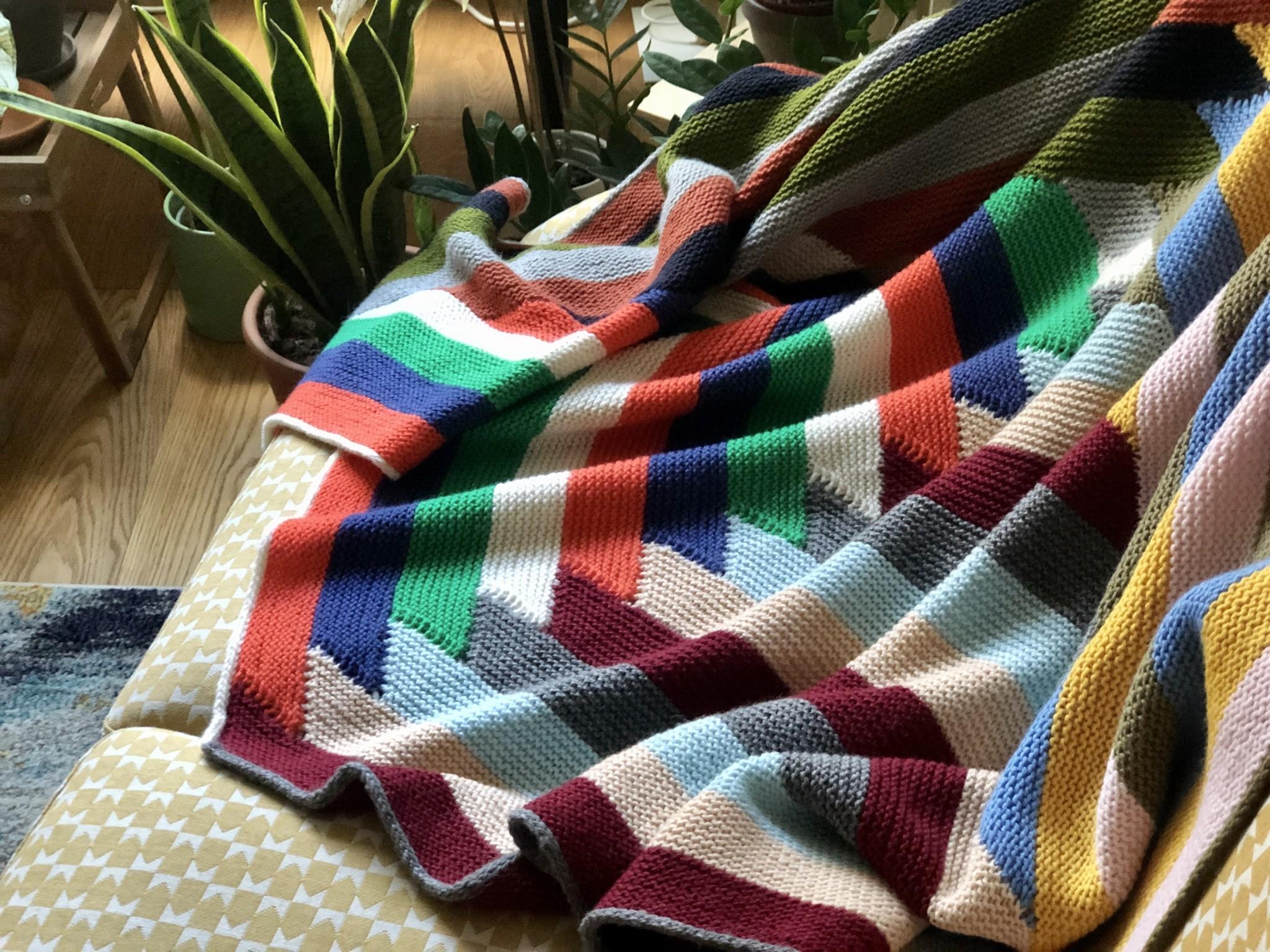 Parallelolamb Blanket Stephen Penelope