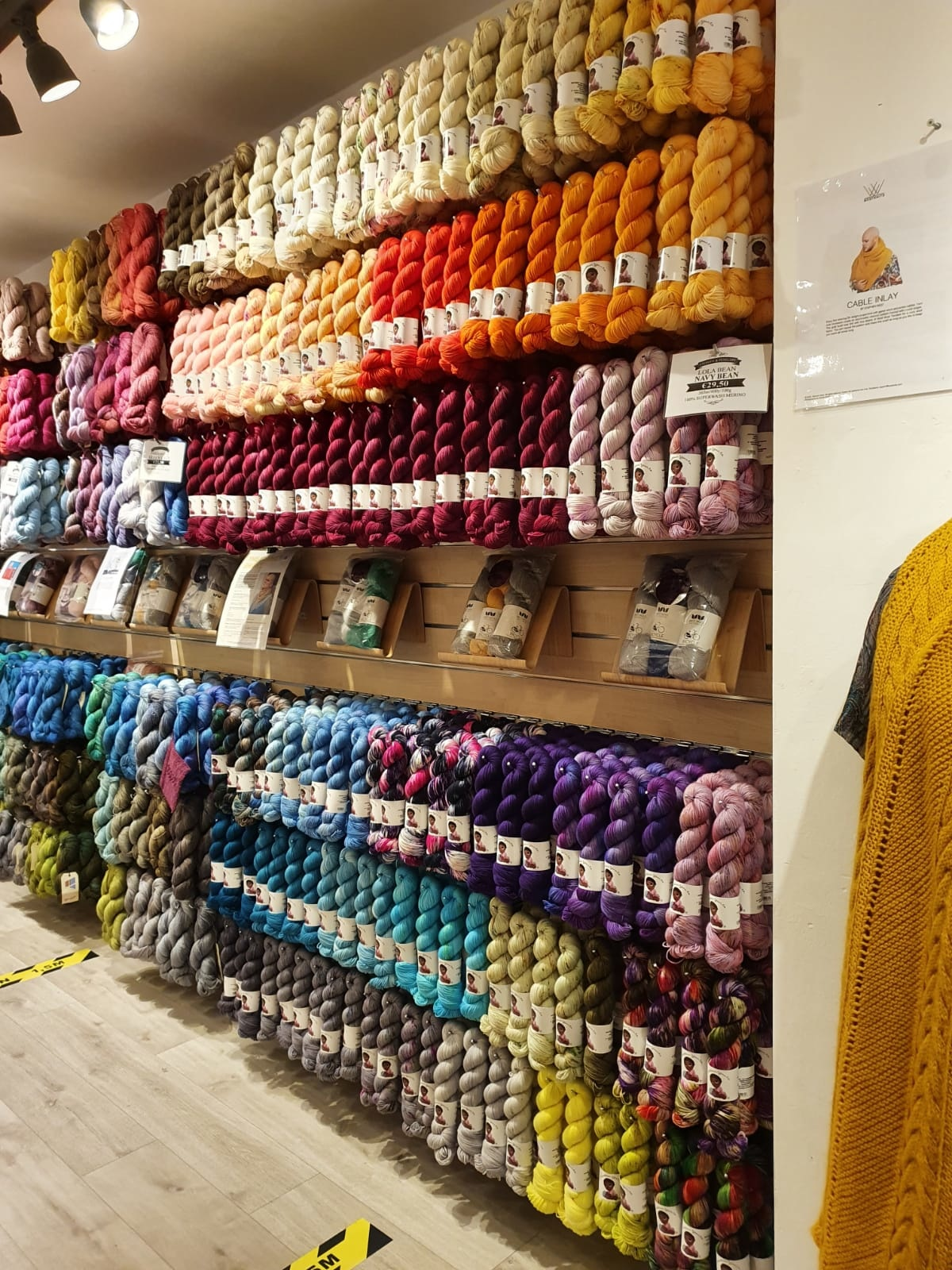 Westknits YARN CONSULTATION WITH STEPHEN VIA ZOOM - OCTOBER 13