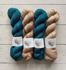 Westknits TWO PLUS TWO - KIT D3