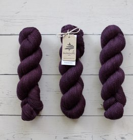 Mominoki Yarn FINNWOOL - TAWNY PORT