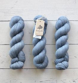 Mominoki Yarn FINNWOOL - STEEL BLUE