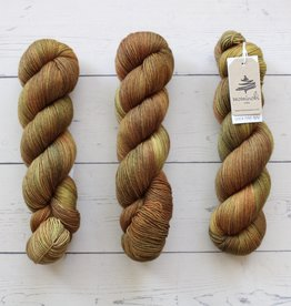 Mominoki Yarn SOCK FINE 4PLY - RUST