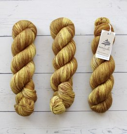 Mominoki Yarn SOCK FINE 4PLY - HONEY BEE