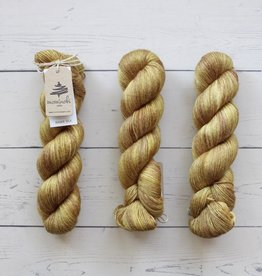Mominoki Yarn RAMIE SILK - HONEY BEE
