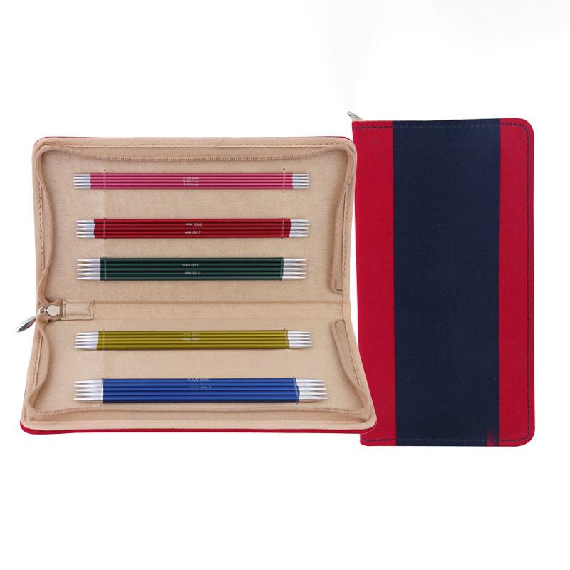 Knit Pro KNIT PRO ZING DPNS SET 15cm 2.00-4.00 mm