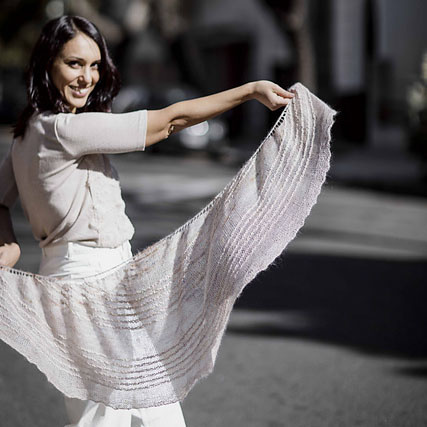 WISPY SHAWL by JOJI LOCATELLI
