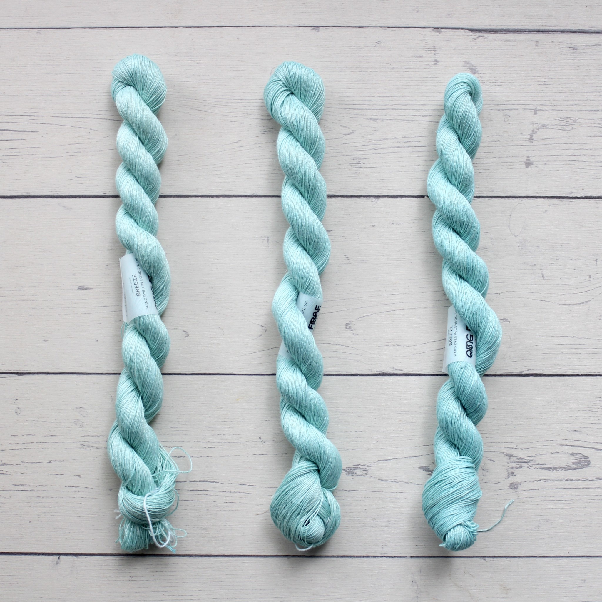 Qing Fibre BREEZE - ROBIN EGG BLUE