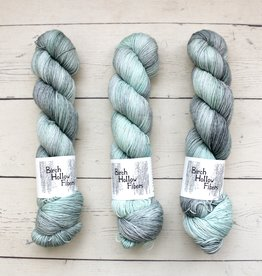 Birch Hollow Fibers SYLVIA SOCK - SEAFOAM
