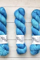 Birch Hollow Fibers SYLVIA SOCK - SOLACE AT SEA
