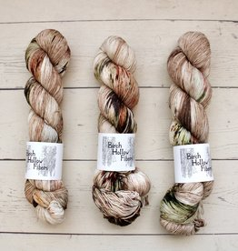 Birch Hollow Fibers SYLVIA SOCK - BRIAR PATCH