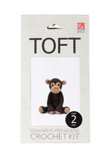 TOFT BENEDICT THE CHIMPANZEE KIT - ENGLISH